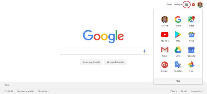 Google Servizi